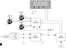 symbol ammeter wiring diagram ammeter schematic diagram ammeter