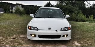 honda civic modified white marcus hogan81 1993 honda civicex sedan 4d specs photos