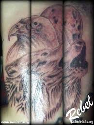 wolf moon eagle tattoo artists org