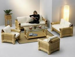 gã nstiges big sofa unique bamboo living room design for typical house tropic home