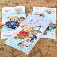 children s cards 8pcs lot creative children s day card greeting card postcard