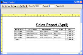 Excel Sales Report Template 21 Monthly Sales Report Templates Free Sle Exle Format