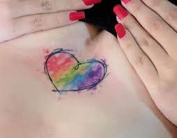 51 cute heart tattoo designs for women love ambie