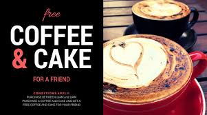 facebook ad coffee and cake cafe ad restaurant ad