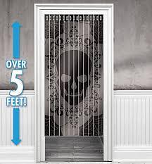 Frankenstein Door Decoration Halloween Door Decorations Halloween Door Curtains Party City