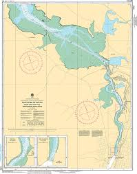 Canadian River Map Chs Canadian Charts Atlantic Captain U0027s Supplies Page 4