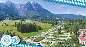 Camping Bad Karlshafen Wies N Erlebnis Auf Der Zugspitze Camping Resort Zugspitze