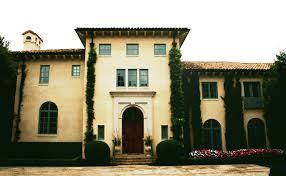 texas mediterranean style villa by stephen b chambers architects