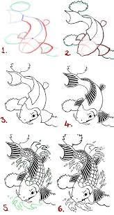 koi carp tattoo images drawn koi carp step by step pencil and in color drawn koi carp