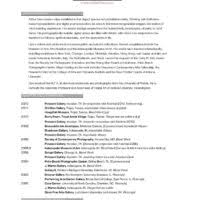 Art Resume Sample by Freelance Graphic Artist Resume Example With Work Experience And