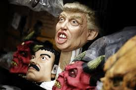 Donald Trump Halloween Costume These Are The 2015 Halloween Costumes To Avoid Msnbc