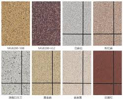 Textured Paint For Exterior Walls - digital color natural granite stone paint for exterior wall buy
