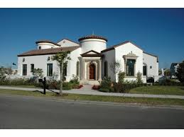 Spanish Revival House Plans by Authentic Spanish Eclectic Design Hwbdo76379 Spanish Revival