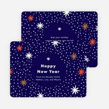 new year cards and new year invitations paper culture