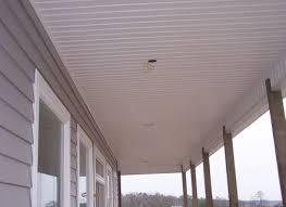 porch ceilings vinyl ceiling for porch vinyl porch ceiling
