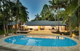house with pool beautiful pool house with modern design ideas duckness best home