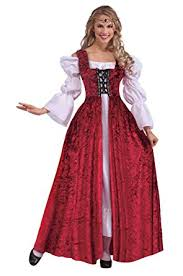 Halloween Medieval Costumes Amazon Forum Novelties Women U0027s Medieval Lace Costume Gown