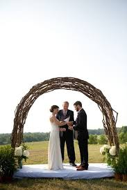 wedding arches made of tree branches sherieka s a themed wedding reception can be
