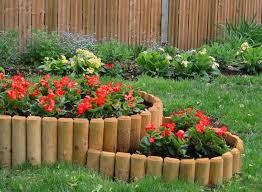 Flower Bed Border Ideas Borders For Flower Beds Ideas How To Make A Flower Bed Edging In