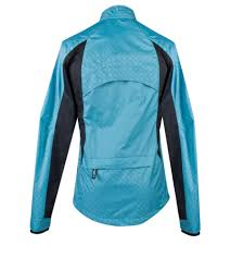 fluorescent waterproof cycling jacket ladies reflective cycling jacket commuter