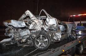 did you see fatal crash last week on i 605 in los alamitos