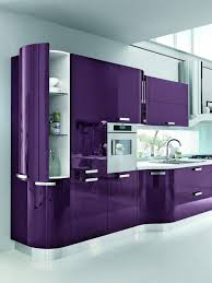 purple cabinets kitchen purple kitchen ideas for unique and modern look diy home art
