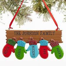 25 unique personalized family ornaments ideas on