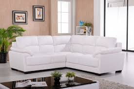 Sectional Leather Sofas For Small Spaces Furniture White Sectional Creating New Style Of Room Home