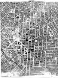 Map Of Buffalo New York by Buffalo Ny Railfan Guide Downtown