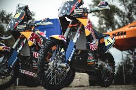 motocross bike carrier dakar rally motorcycles red bull ktm 2015