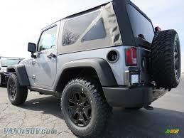 2014 jeep wrangler willys for sale 2014 jeep wrangler willys wheeler 4x4 in billet silver metallic