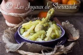 cuisine alg ienne couscous couscous algérien aux trois légumes les joyaux de sherazade