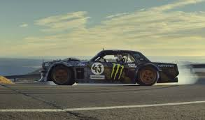hoonigan mustang ken block to tear up pikes peak in 1 400 hp mustang hoonicorn