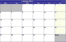 free downloadable calendar template 15 free printable 2014 calendar templates xdesigns