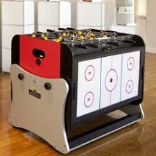 4 in one game table 3 in 1 air hockey billiards table tennis ping pong portable table