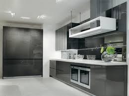 modern gloss kitchen high gloss gray kitchen cabinets home