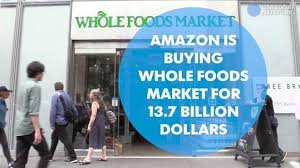 amazon purchase on black friday 2017 news grocery game changer amazon whole foods deal will change how you
