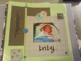 Scrapbook Albums 12x12 14 Best Baby U0027s Album Images On Pinterest Mini Albums Baby