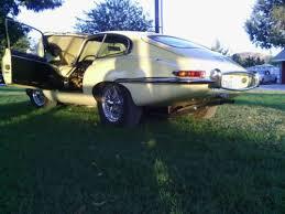 buy used jaguar e type xke 4 2 1968 fhc original paint interior