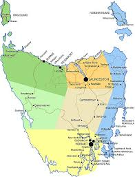 map of tasmania australia map tasmania search our trip to tasmania 2016