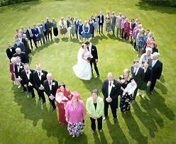 photo de groupe mariage des idées originales pour vos photos de mariage