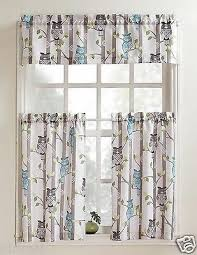 Coffee Themed Kitchen Curtains by Best 25 Kitchen Curtain Sets Ideas Only On Pinterest Curtain