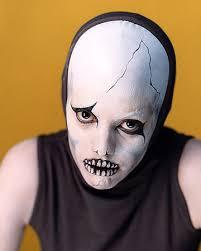 3 2012 halloween skeleton makeup ideas black and white halloween