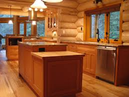log cabin kitchens photos golden eagle log homes log home cabin