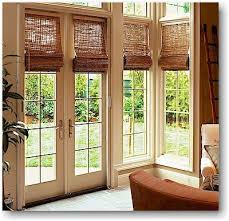 Draperies For French Doors Best 25 Roman Shades For Doors Ideas On Pinterest Roman Shades