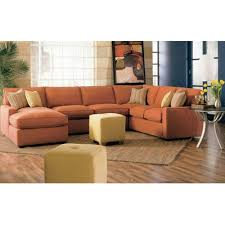 Rowe Upholstery Rowe Furniture Monaco Mini Mod Sectional Wayfair Furniture