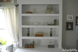 Window Seat Bookshelves Diy Window Seat U0026 Bookshelves