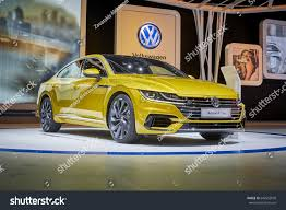 volkswagen geneva geneva switzerland march 8 2017 2018 stock photo 649552078