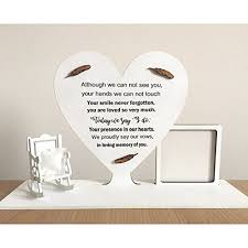 memorial sign for wedding for loved one in memory for wedding sign