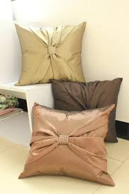 Chocolate Cushion Covers Compare Prices On Faux Silk Cushion Covers Online Shopping Buy